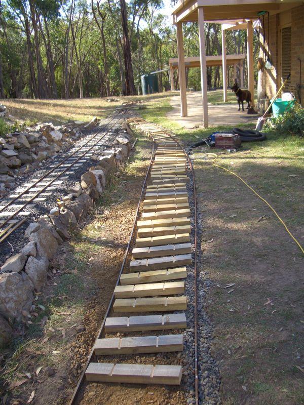 SMEX - Track Construction